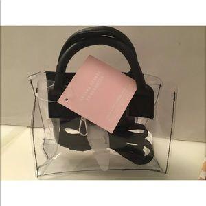 Ariana Grande Mini Clear Crossbody Strap Bag